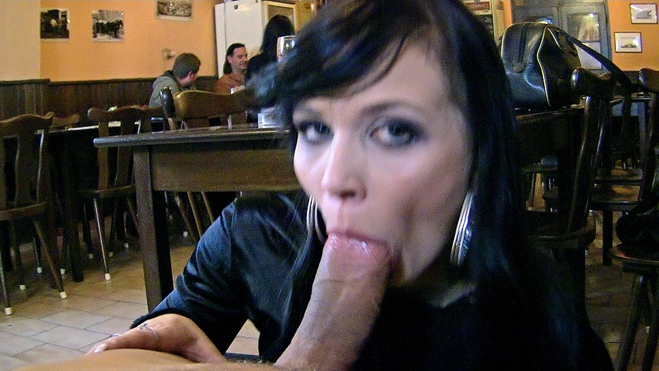 Blowjob In Public
