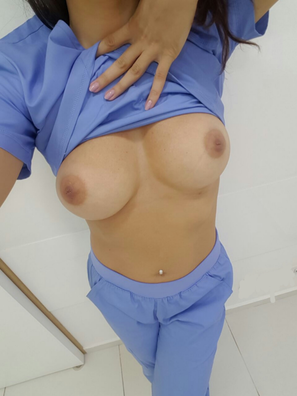 hot female doctor