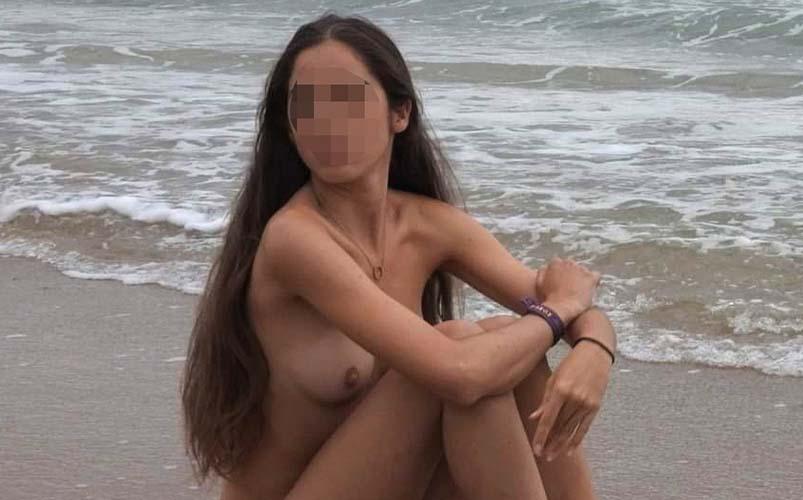 Ex girlfriend naked pics you'll definitely enjoy